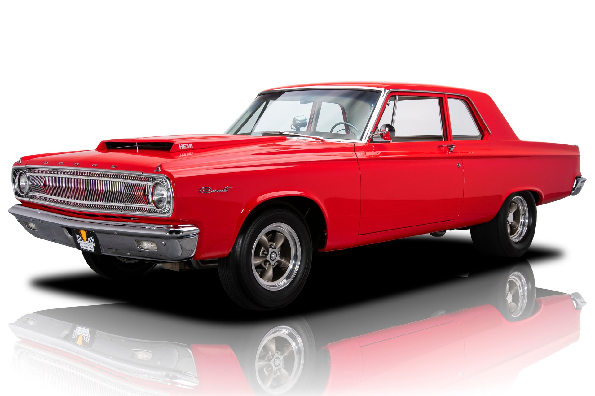 1965 dodge coronet a 990 tribute