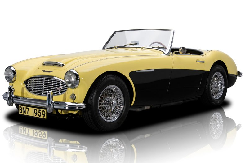 For Sale 1959 Austin-Healey 3000