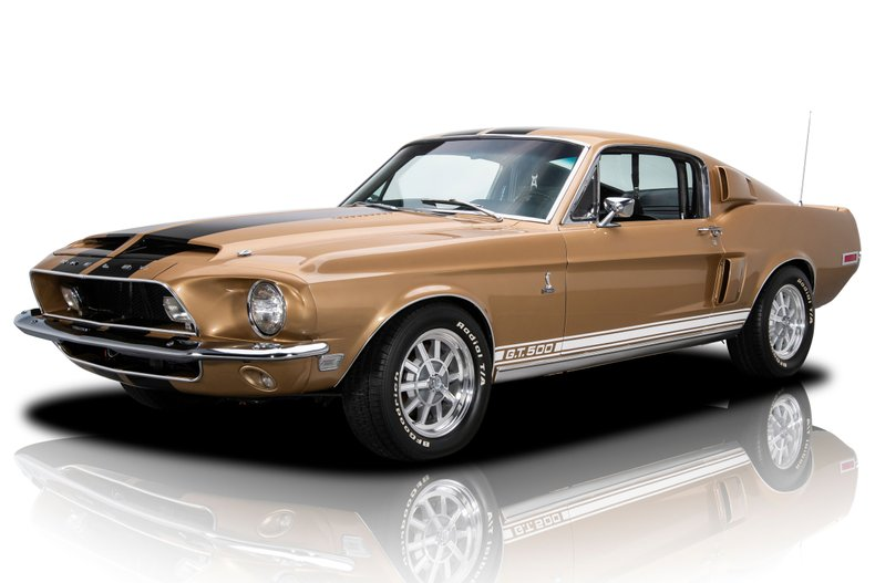 1968 Ford Shelby Mustang GT500