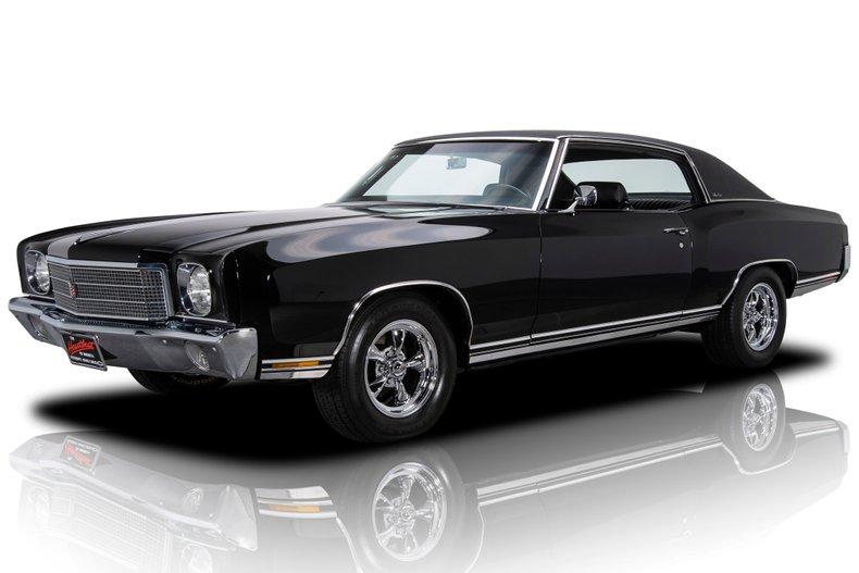 For Sale 1970 Chevrolet Monte Carlo