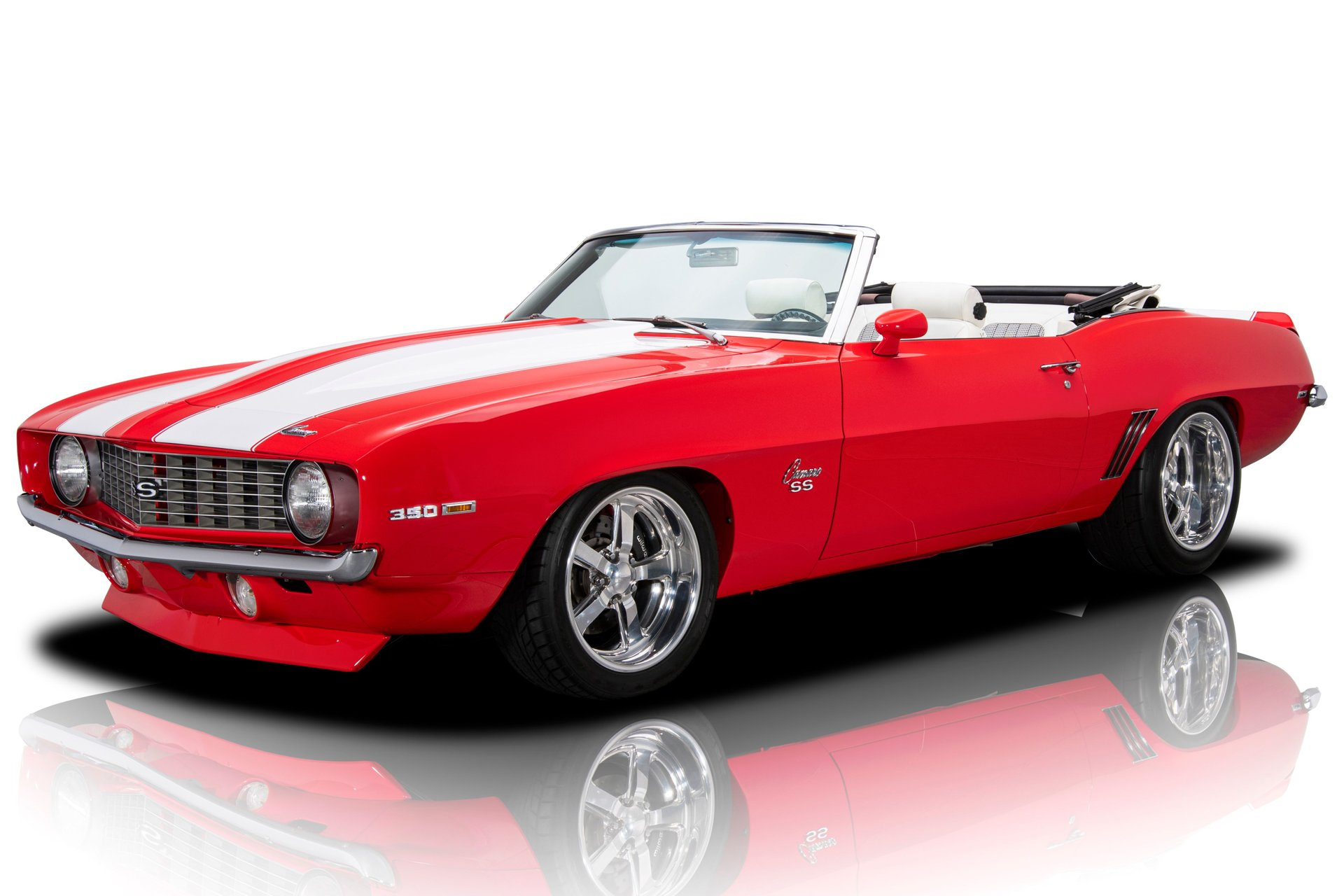 136755 1969 Chevrolet Camaro Rk Motors Classic Cars And Muscle Cars For Sale