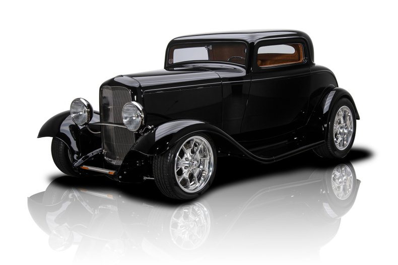 For Sale 1932 Ford 3-Window Coupe