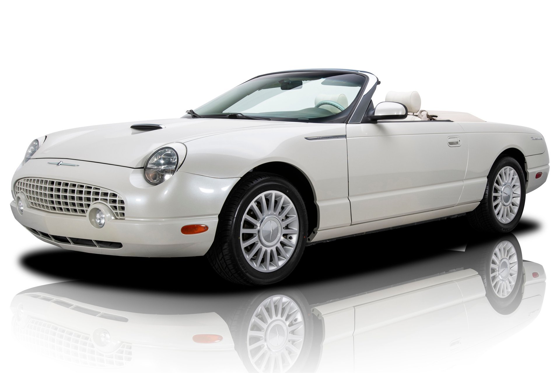 2005 ford thunderbird cashmere edition