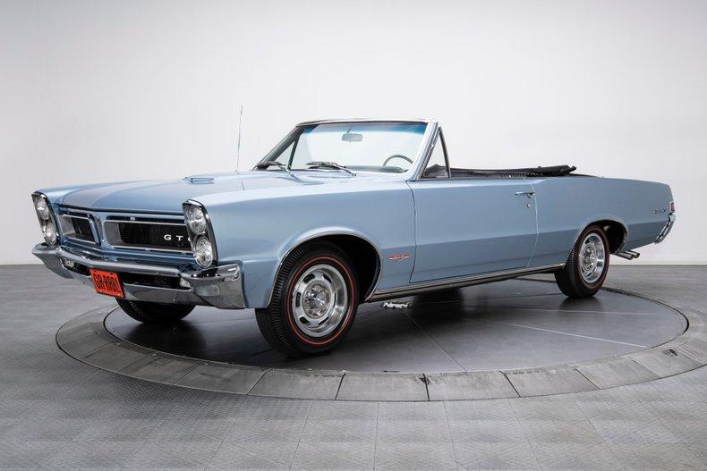 1965 Pontiac GTO 99