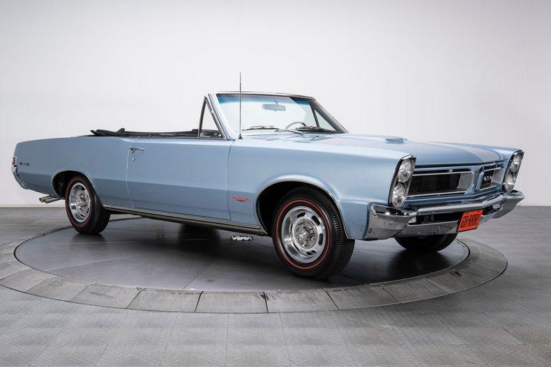 1965 Pontiac GTO 10