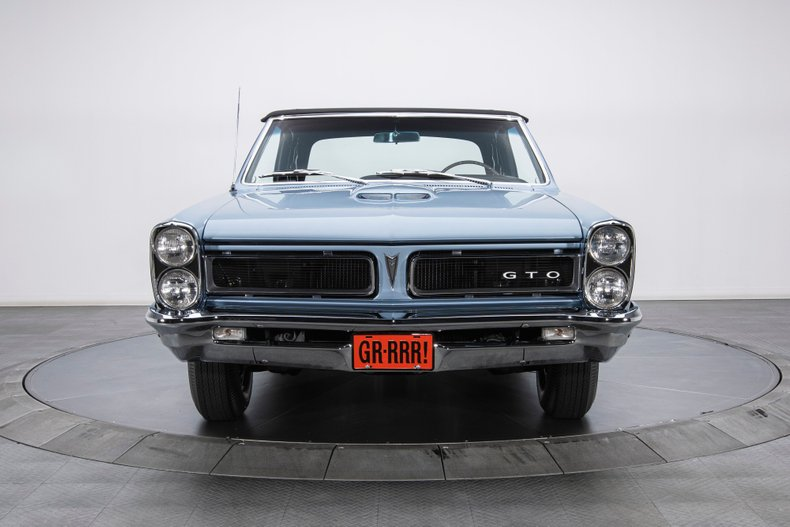 1965 Pontiac GTO 20