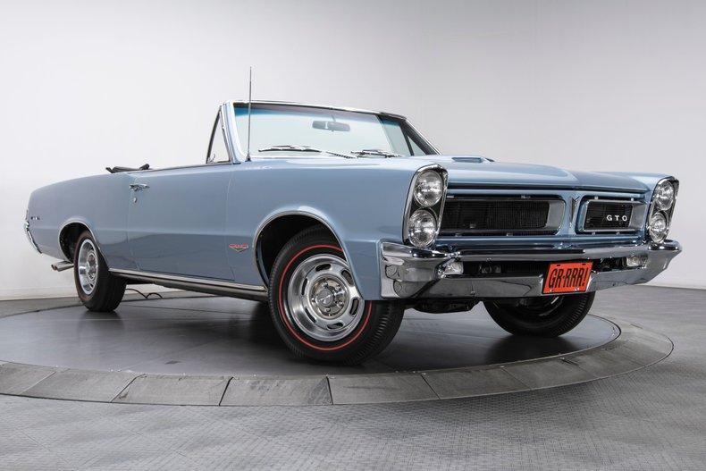 1965 Pontiac GTO 30