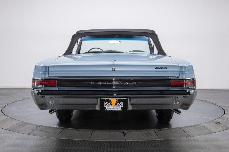 1965 Pontiac GTO 33