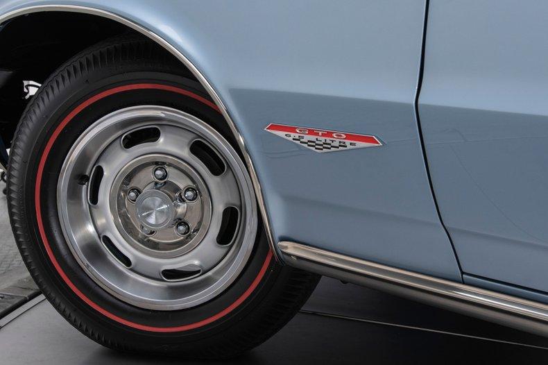 1965 Pontiac GTO 25