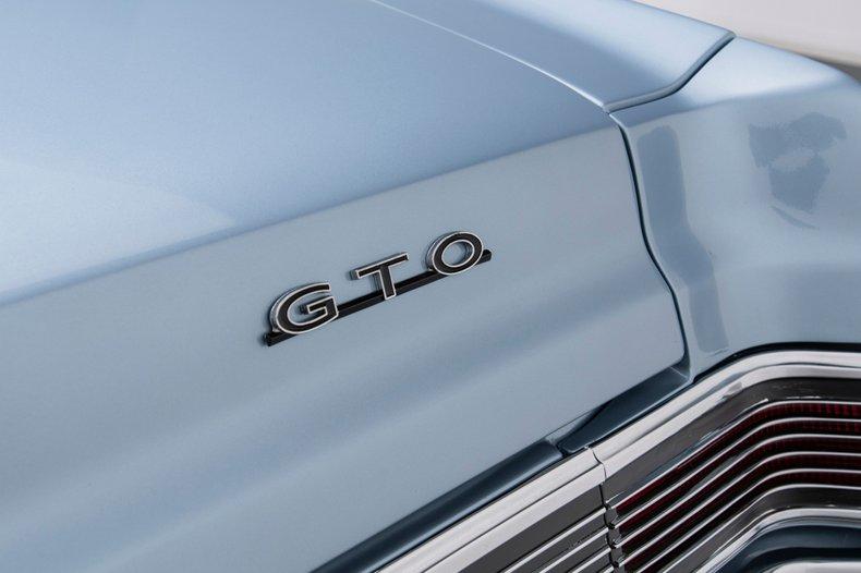 1965 Pontiac GTO 41