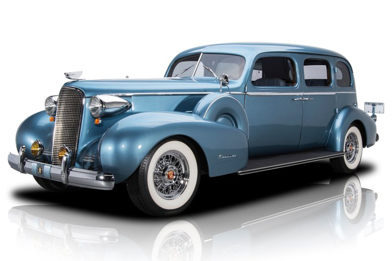 For Sale 1937 Cadillac Fleetwood