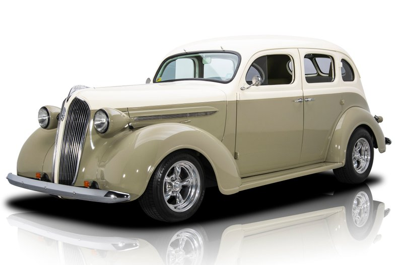 1937 Plymouth Custom
