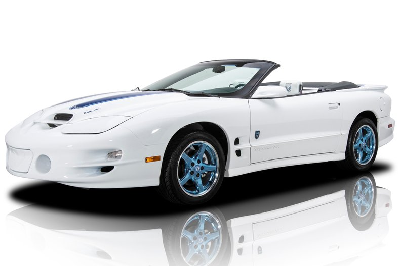 For Sale 1999 Pontiac Firebird Trans Am