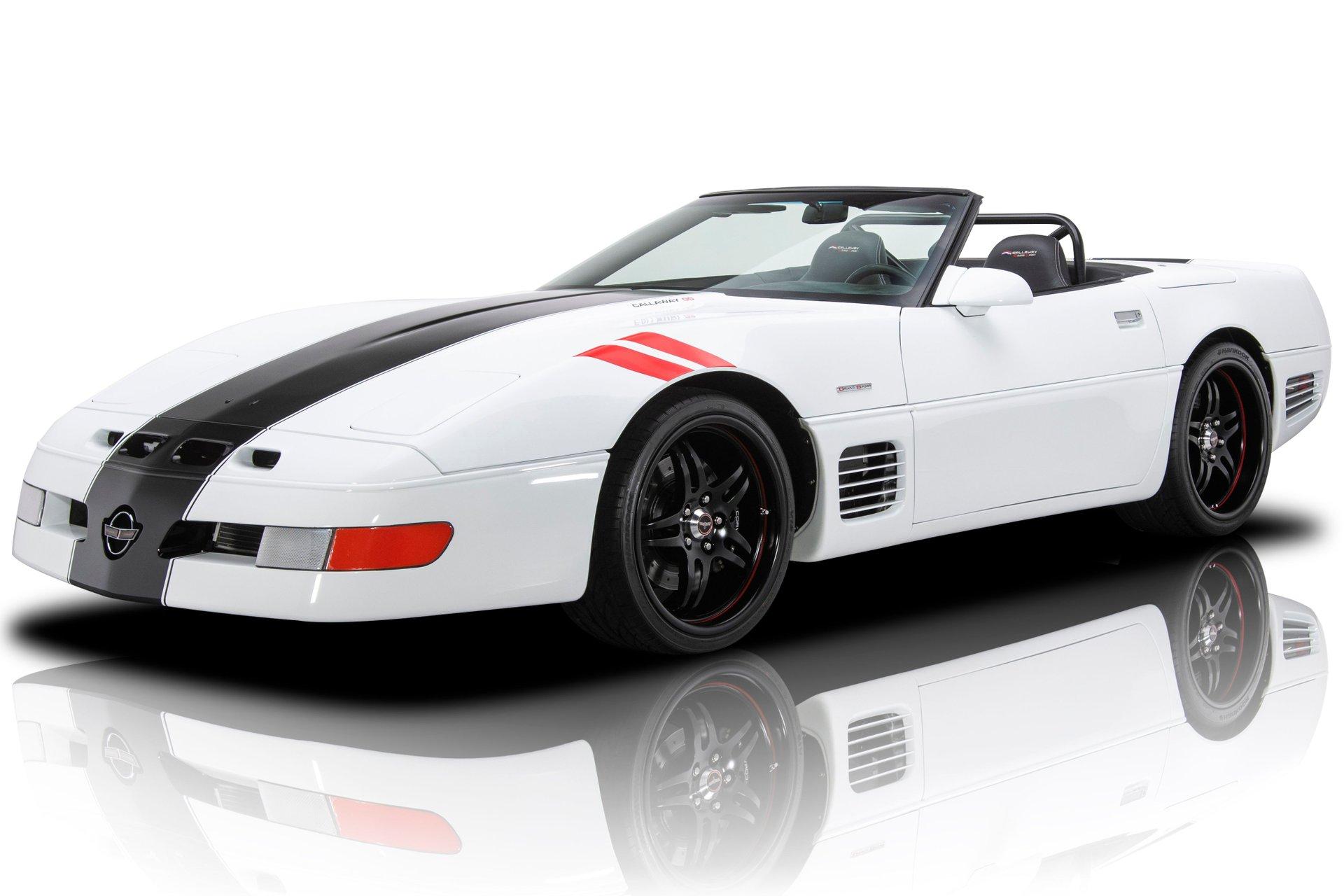 1996 chevrolet corvette callaway gs supernatural