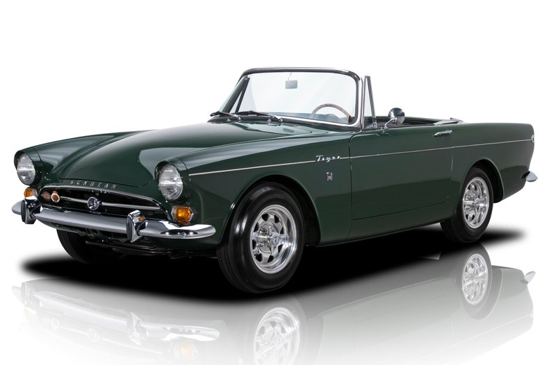 For Sale 1965 Sunbeam Tiger