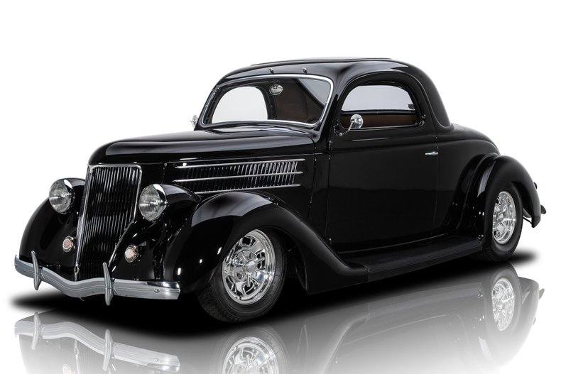 1936 Ford 3-Window