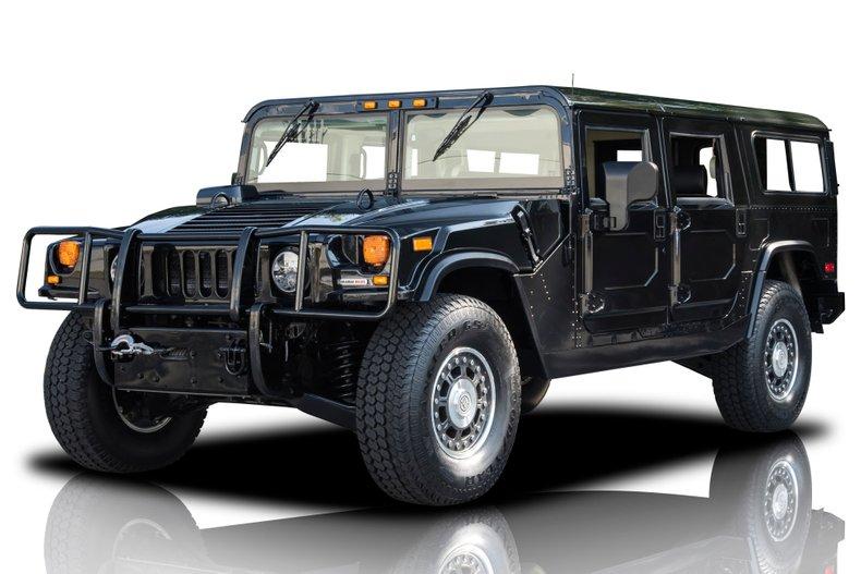 For Sale 2006 Am General Hummer H1 Alpha