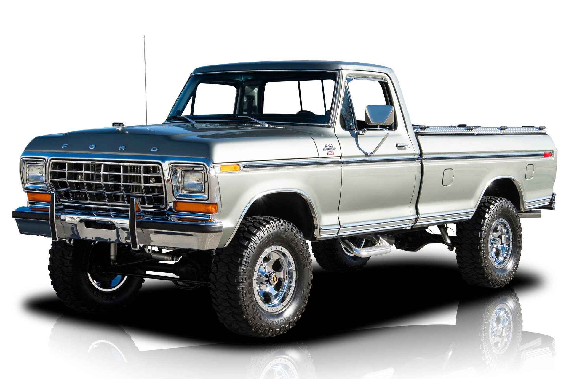 1979 ford f150 pickup truck