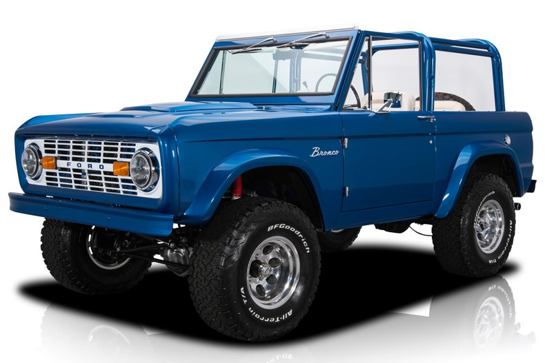 For Sale 1974 Ford Bronco