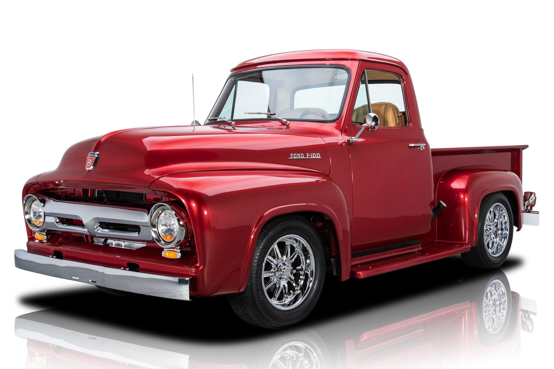 1953 ford f100 pickup truck