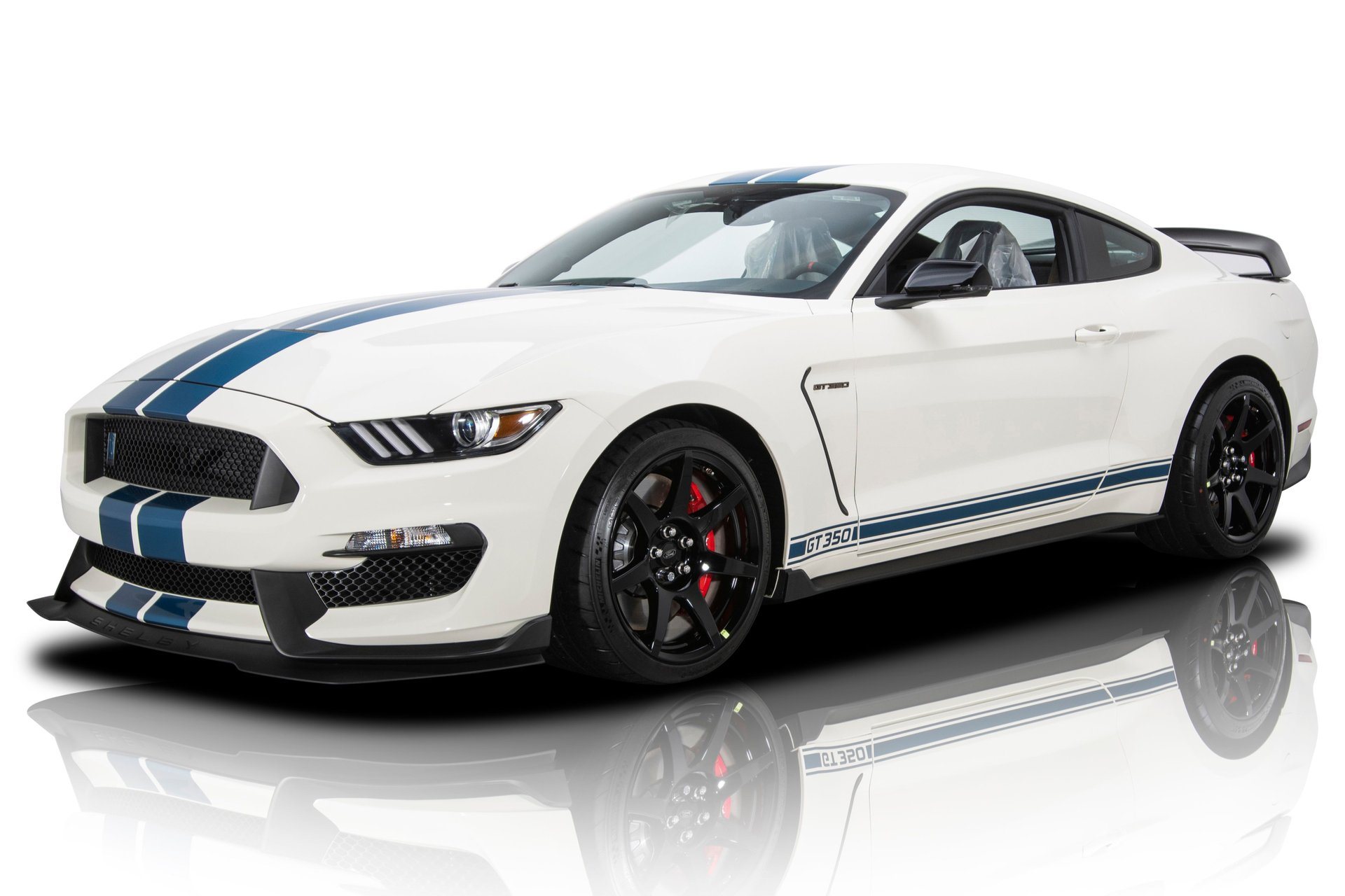 2020 ford shelby mustang gt350r heritage