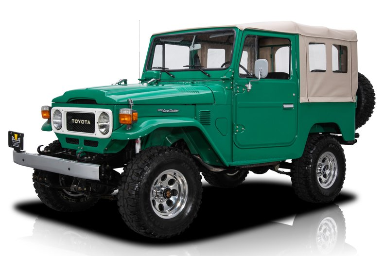 For Sale 1983 Toyota Land Cruiser