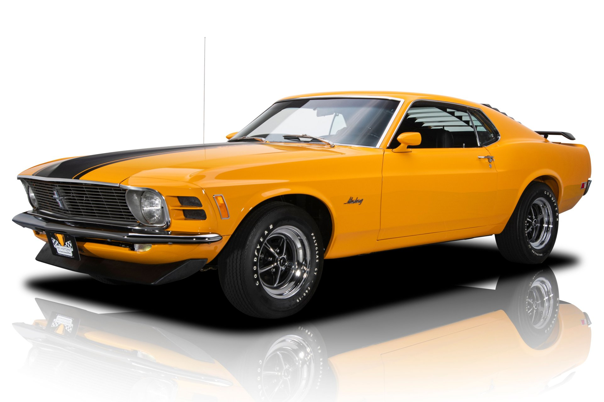 1970 ford mustang 428 scj