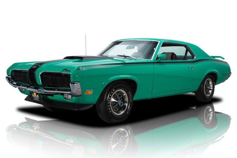 For Sale 1970 Mercury Cougar