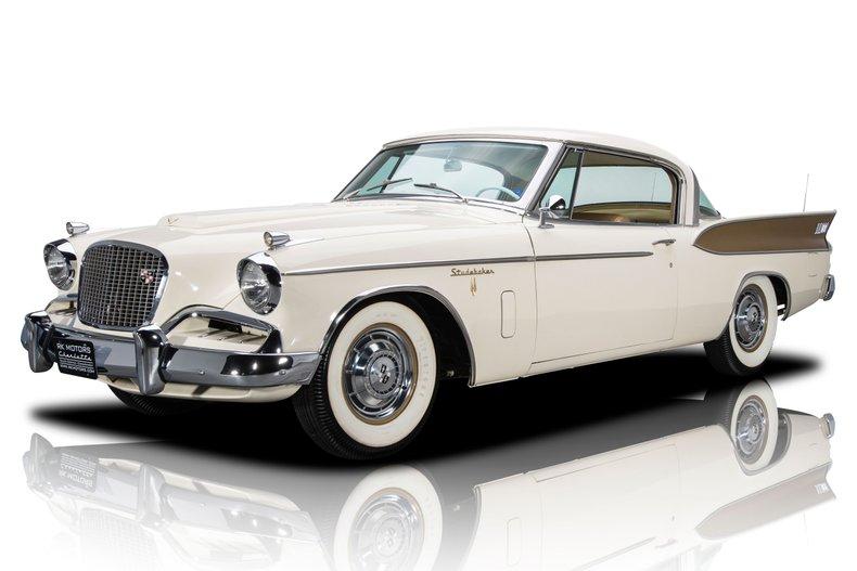 For Sale 1957 Studebaker Golden Hawk