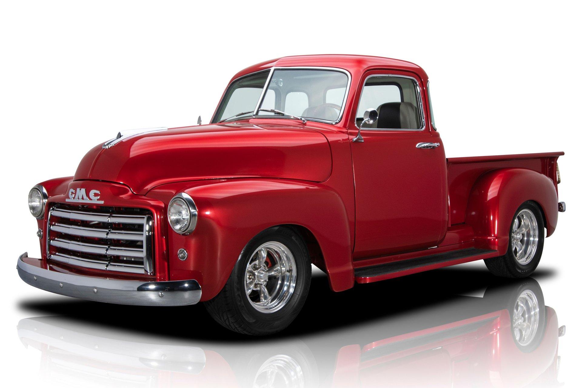 1953 gmc 3100 pickup truck