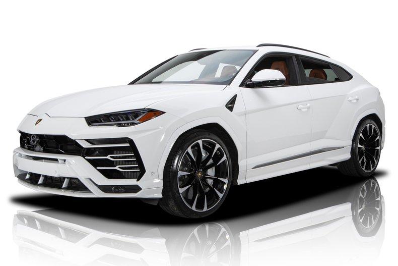 For Sale 2020 Lamborghini Urus