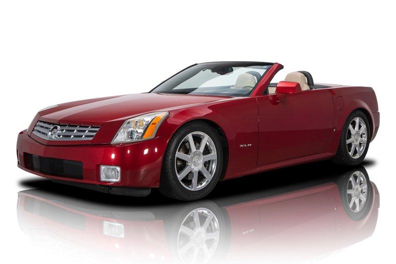For Sale 2008 Cadillac XLR