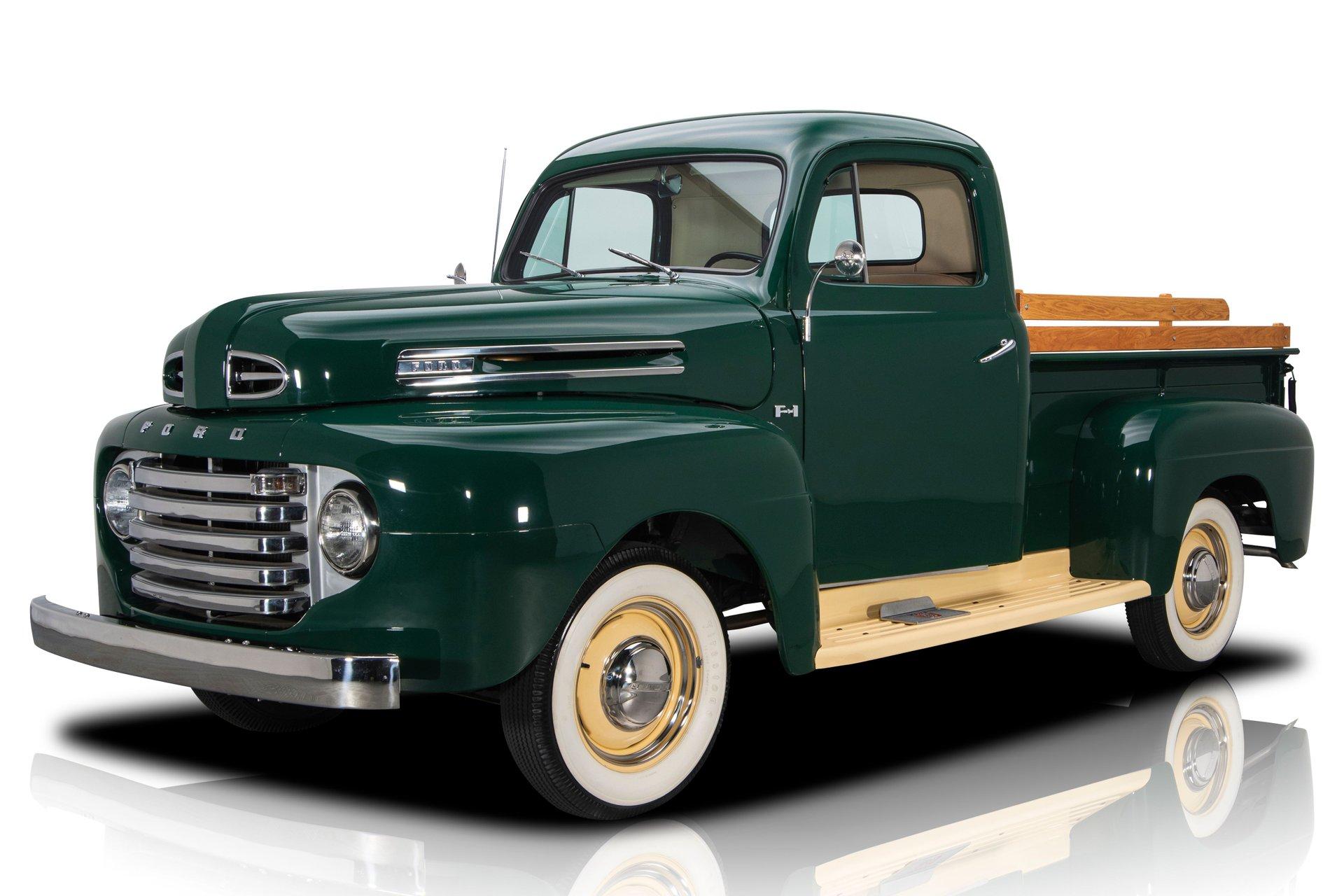 1949 ford f1 pickup truck