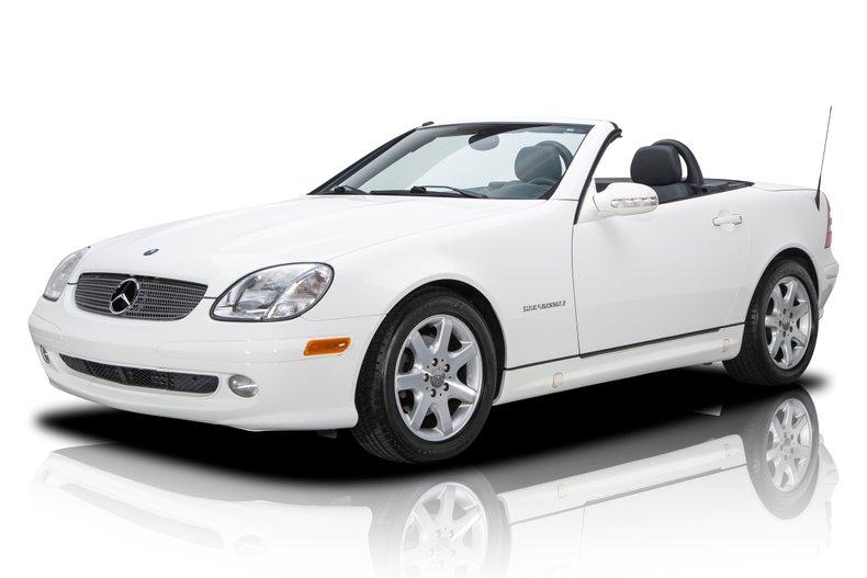 For Sale 2002 Mercedes-Benz SLK230