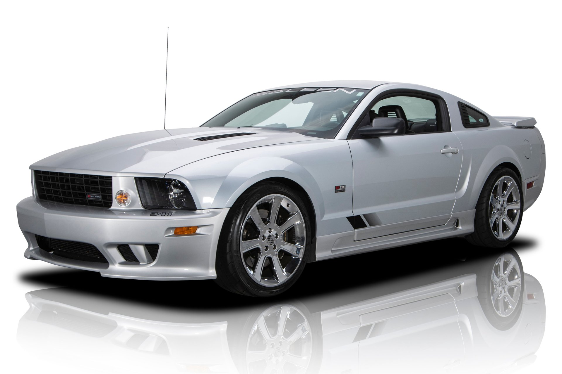 2006 ford mustang saleen s c