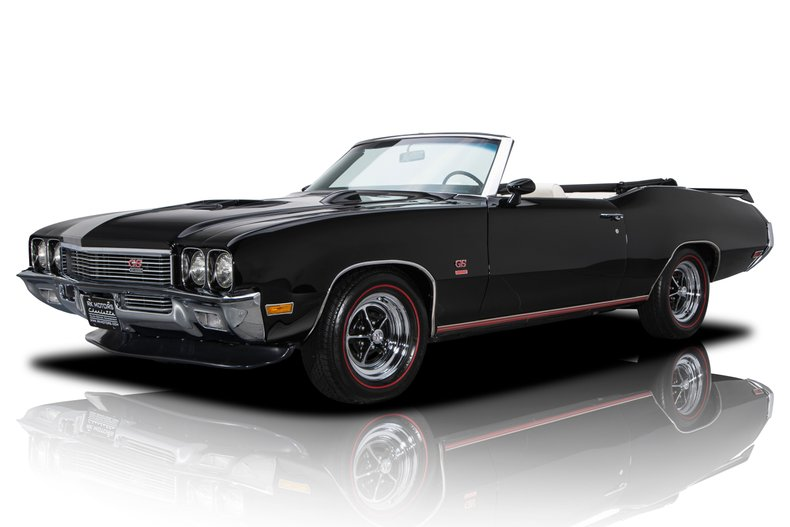 For Sale 1972 Buick GS