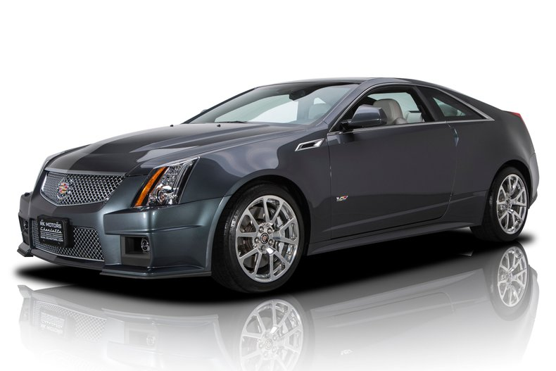 For Sale 2012 Cadillac CTSV
