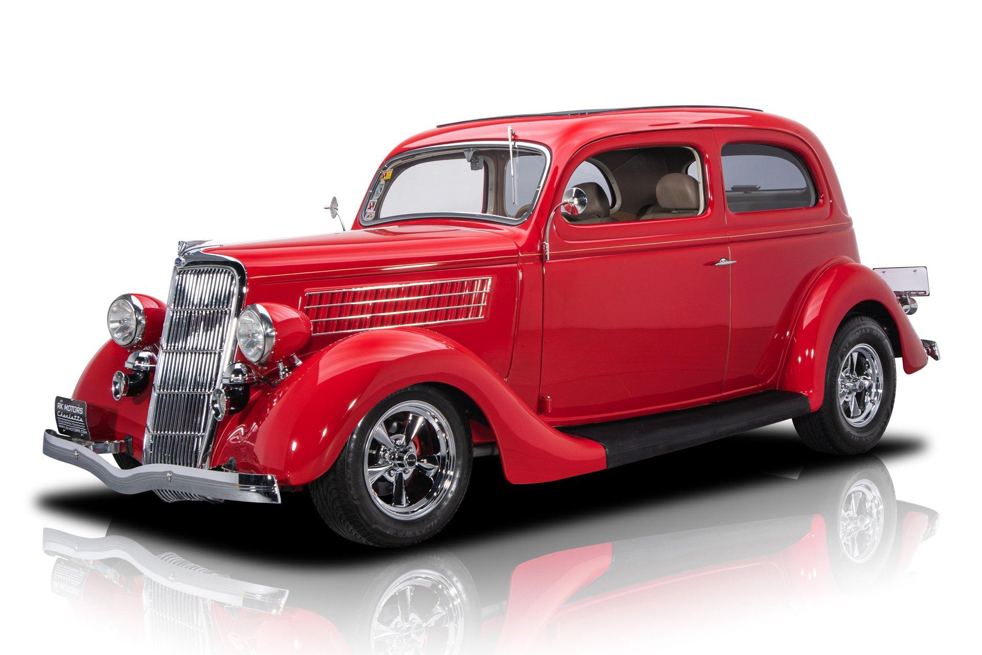1935 ford sedan slantback