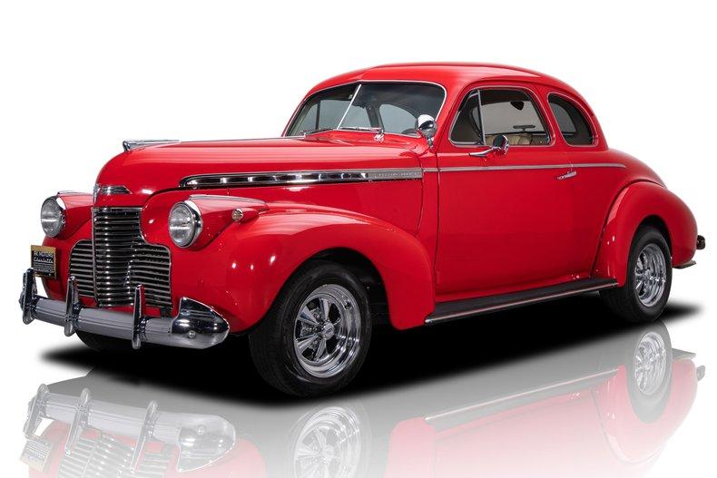 1940 Chevrolet Special