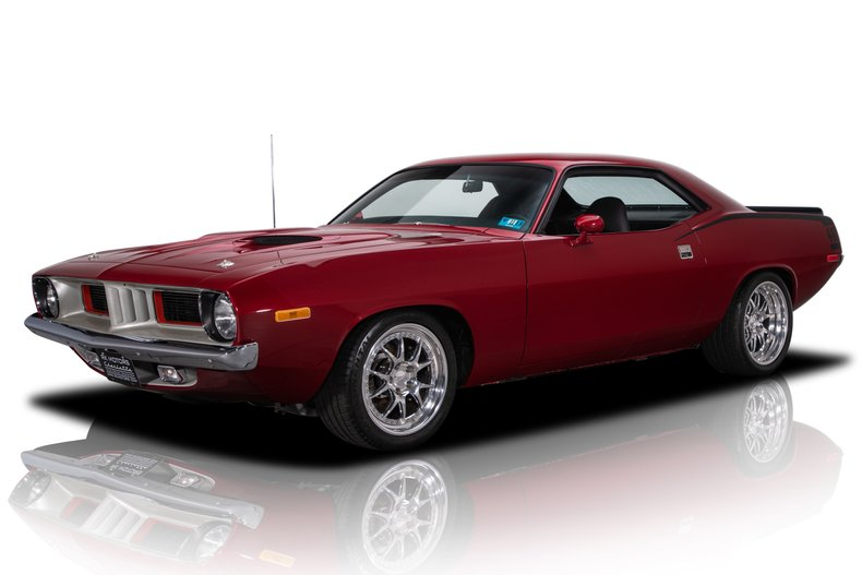 For Sale 1972 Plymouth Barracuda