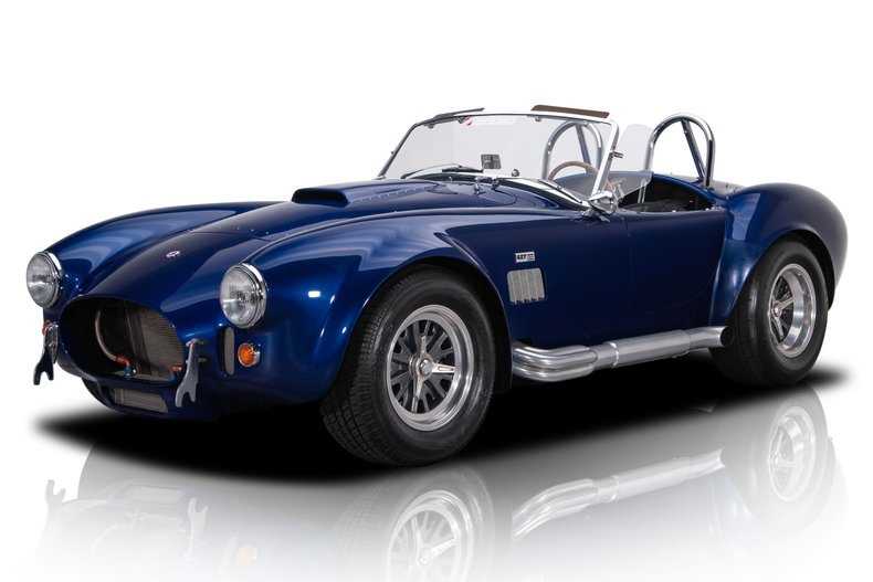 For Sale 2000 Superformance Shelby Cobra