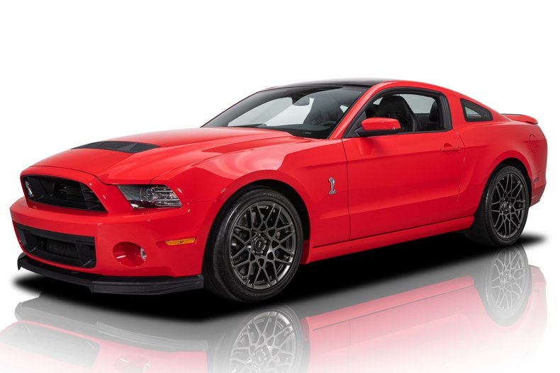 2014 Ford Shelby Mustang GT500