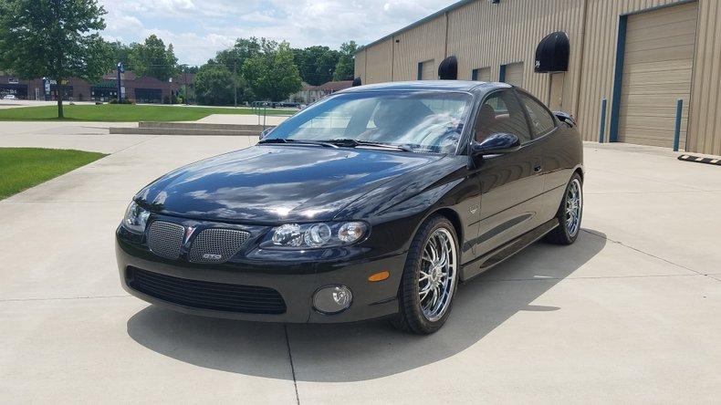 2004 Pontiac GTO 536 miles