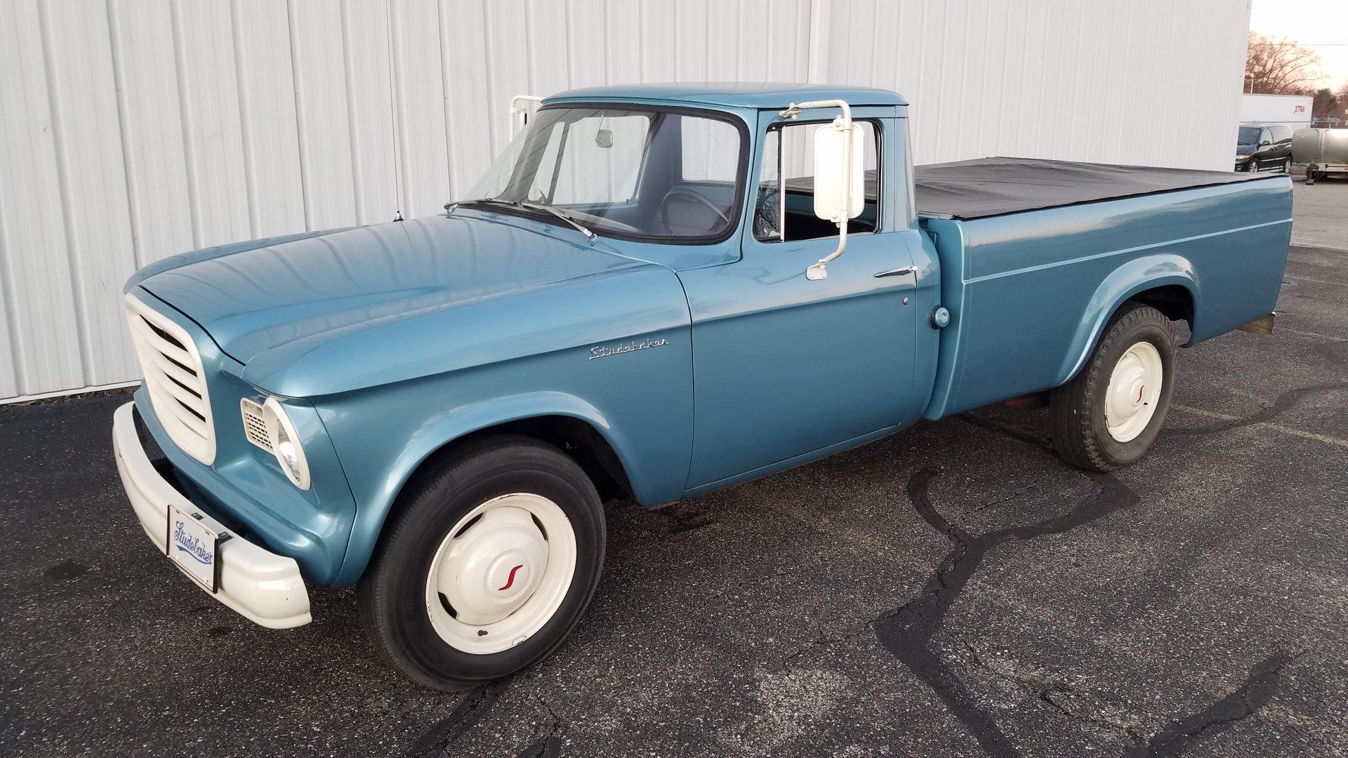 1963 studebaker pick up