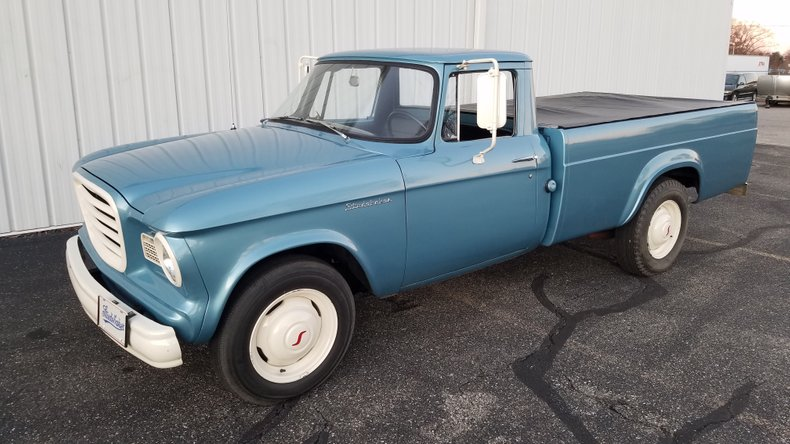 1963 Studebaker Pick-up