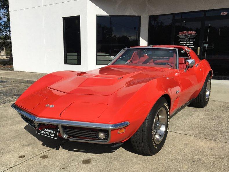 1969 Chevrolet 427 Corvette