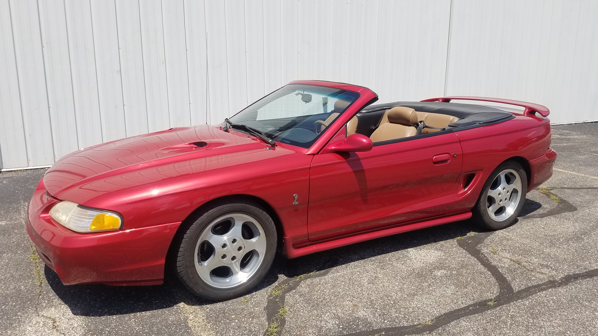 1995 ford mustang gt rock solid motorsports