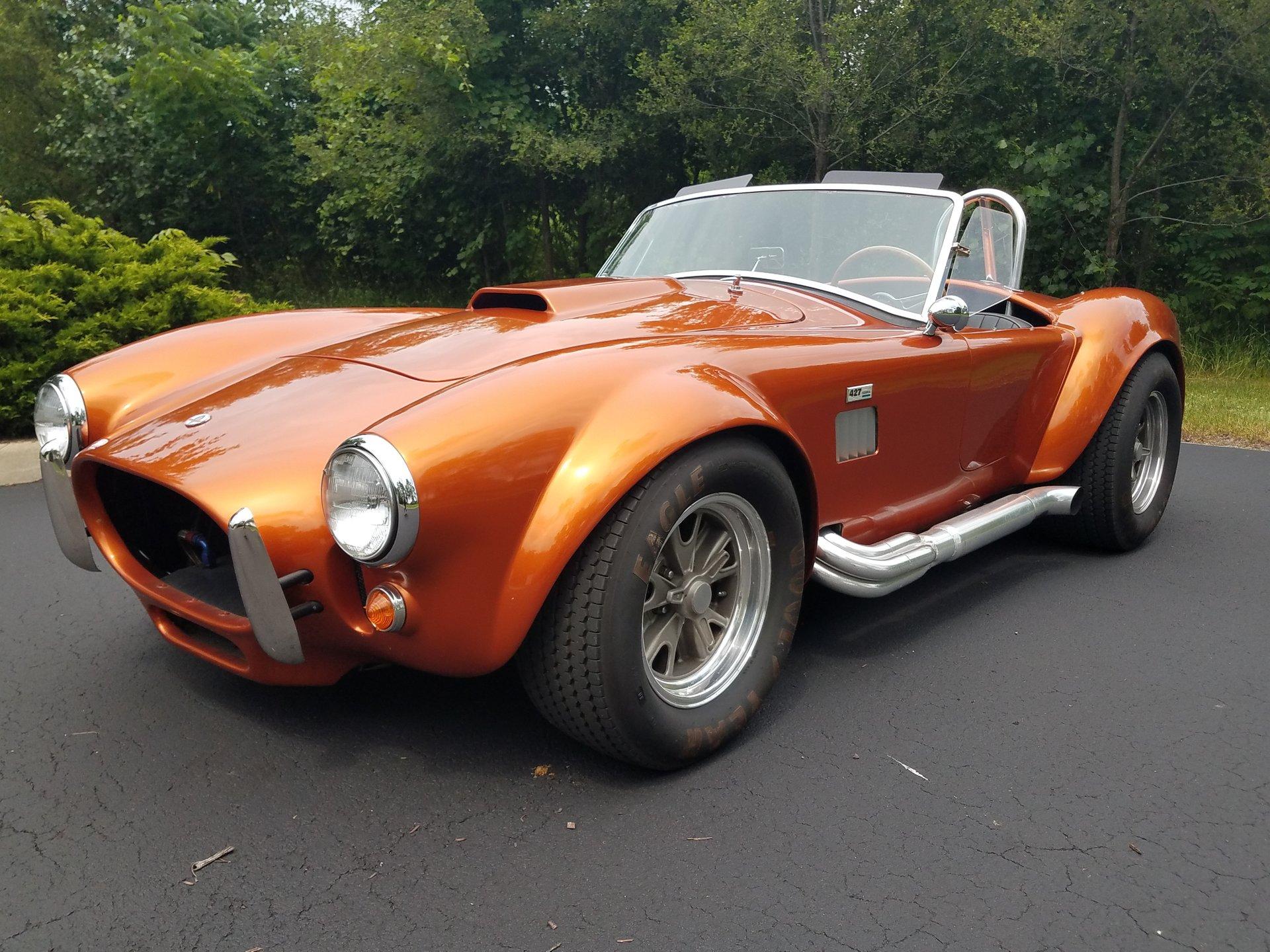 1966 shelby cobra 427 replica