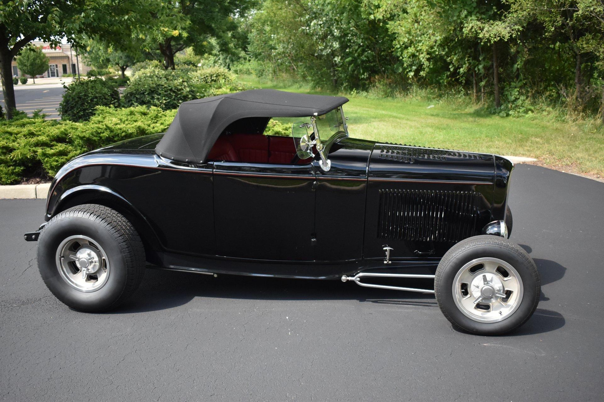 1932 Ford Hi Boy Rock Solid Motorsports