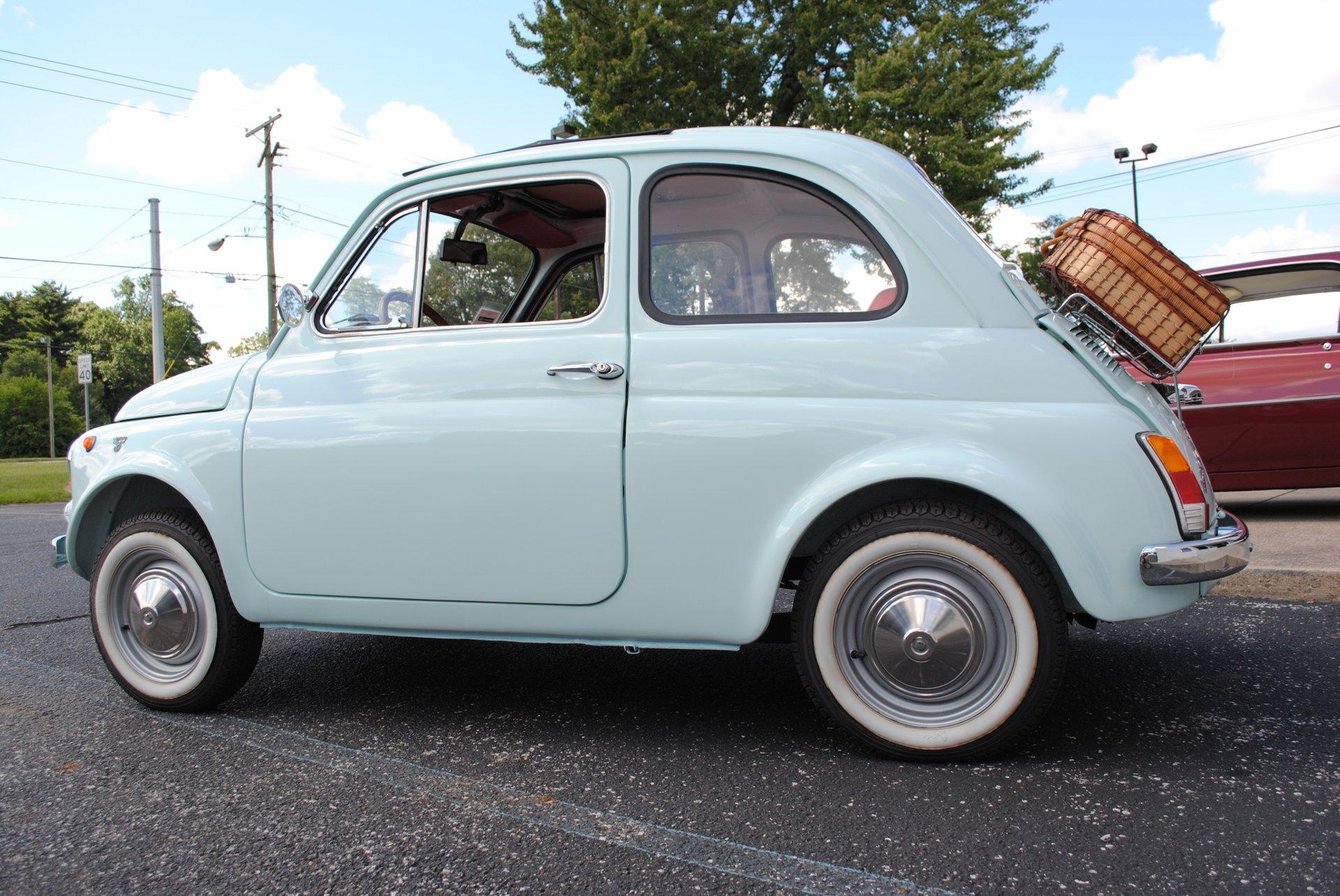 1970 fiat 500l nuova